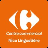 Centre commercial Carrefour Nice Lingostière